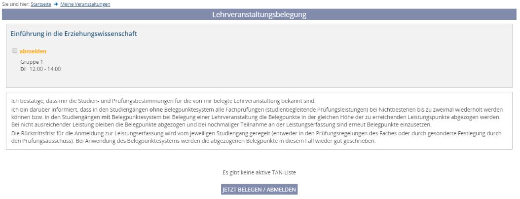 Uni Potsdam Anmeldung